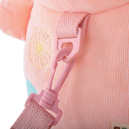 Plecak Personalizowany Metoo Różowy Królik Friends