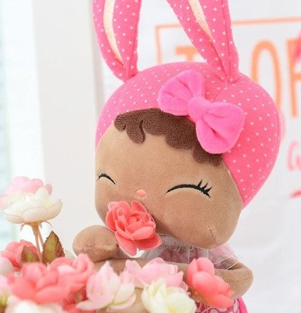Metoo Angela Personalized Mulatto Bunny Dolls
