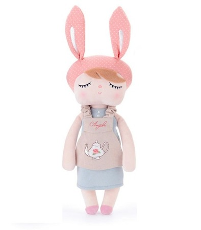 Metoo Angela Bunny Retro Doll
