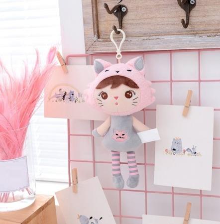 Metoo Mini Cat Girl Doll