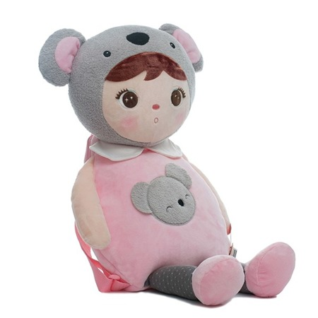 Metoo Personalized Koala Girl Backpack