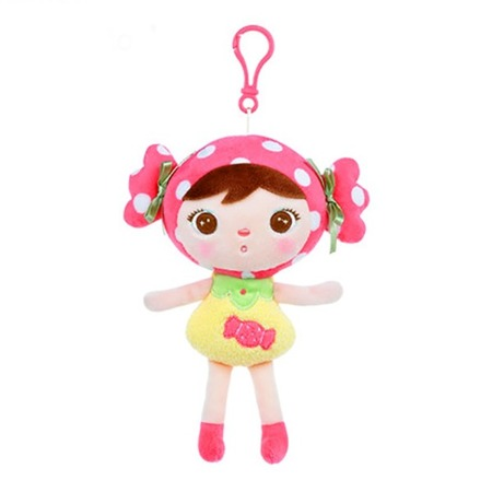 Metoo Personalized Mini Candy Girl Doll