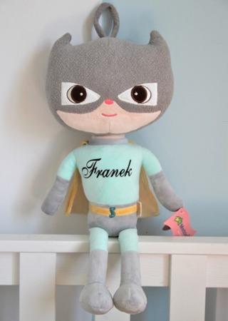 Metoo Personalized Superhero Boy