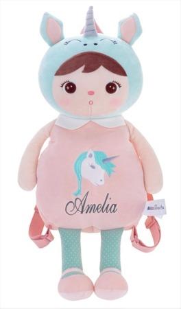Metoo Unicorn Girl Backpack