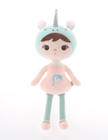 Metoo Unicorn Girl Doll