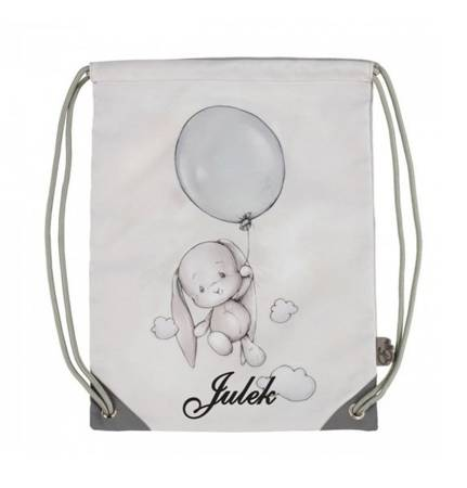 Personalized Effiki Sack - With a Balloon