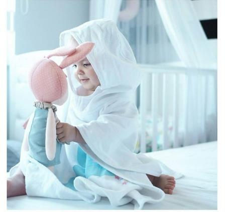 Lalka Metoo Personalizowana Uszatka Królisia z Torebką Prezentową