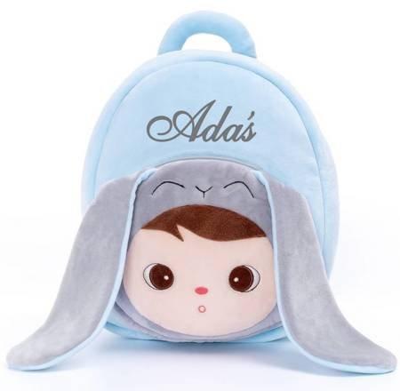 Plecak personalizowany Króliś